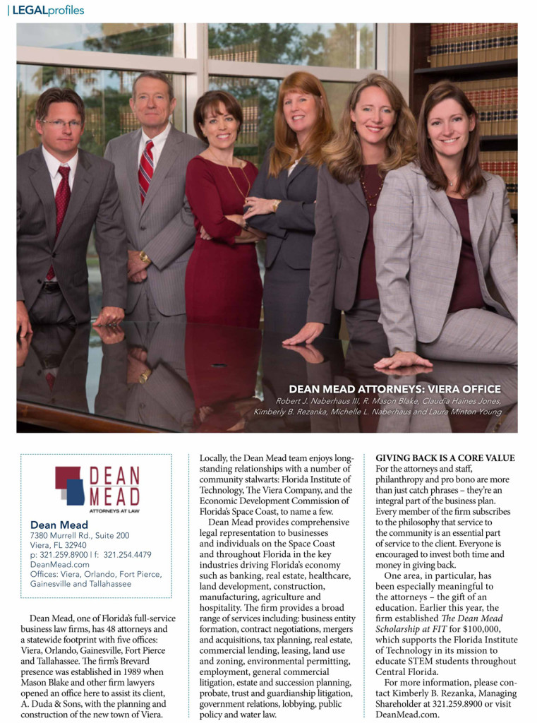 Dean Mead Viera Attorneys
