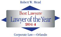 Best Lawyer - RWM logo