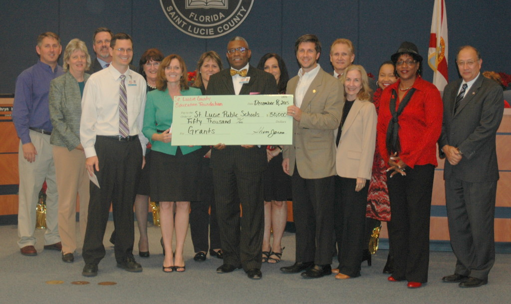 St. Lucie County Education Foundation