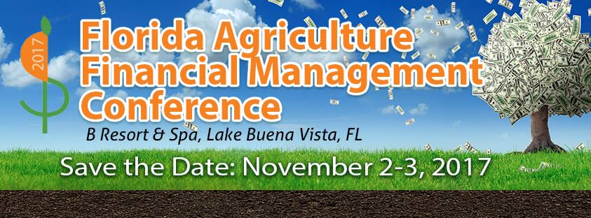 2017 Florida Agriculture Financial Management Conference