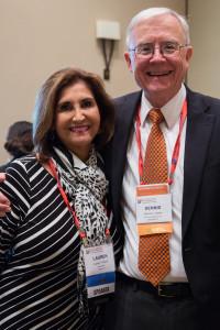 Lauren Detzel & Professor Dennis Calfee