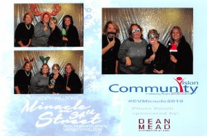 Community Vision Osceola County and Dean Mead Holiday 2018 Celebration